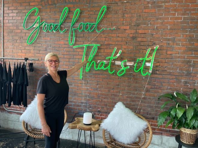 Misty Fanola has opened a plant-based restaurant in downtown Monroe, making her longtime dream a reality.
