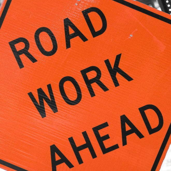 The city of Wichita Falls reports that one lane of a bridge over Holliday Creek will be closed at Midwestern Parkway to make repairs.