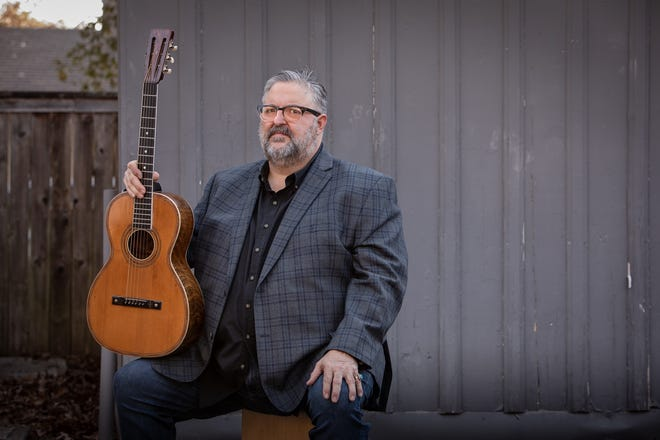 """Mark Rubin, who performs as Jew of Oklahoma, released his new album 'The Triumph of Assimilation"""" on June 1."""