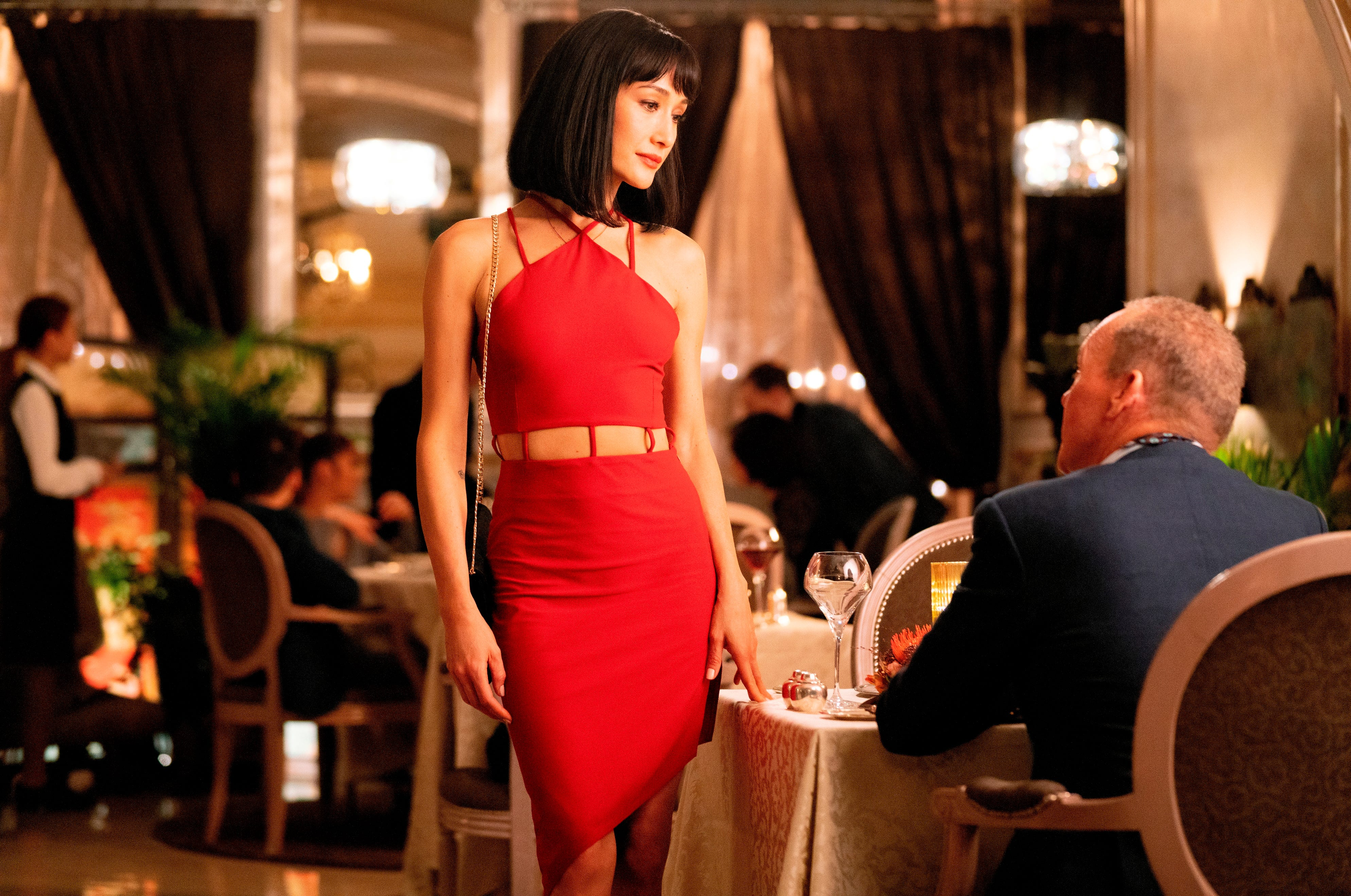 Despite Maggie Q, Michael Keaton and Samuel L. Jackson,  The Protégé  doesn t hit the mark