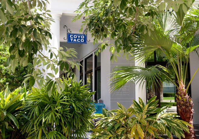 Coyo Taco closed its doors at The Royal Poinciana Plaza after three years in Palm Beach.