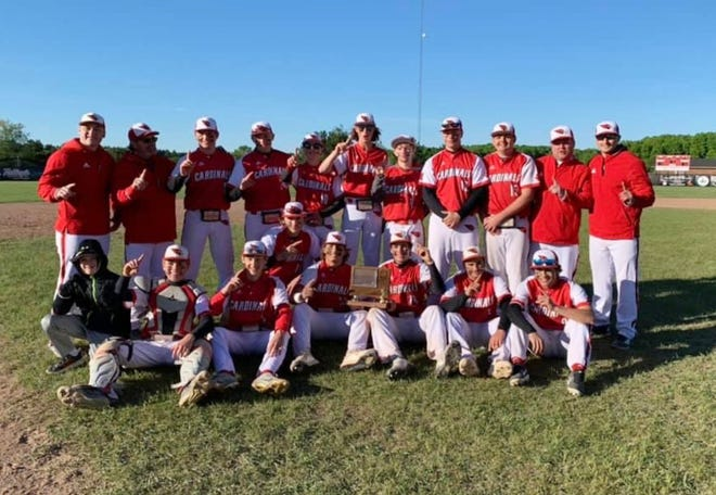 The J-L baseball team recently claimed a Ski Valley Conference title on the diamond, while wrapping up a 27-4 season ranked No. 3 in Division 4.