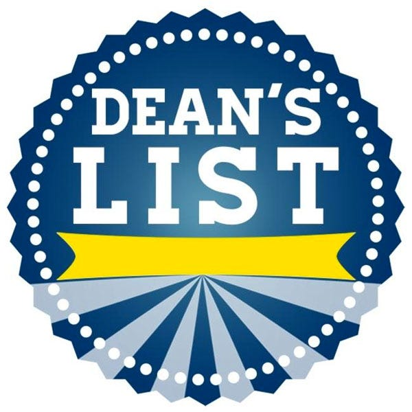 Local residents throughout Lawrence and Beaver counties were named to the 2021 spring semesterdean's list at various colleges and universities across the country.