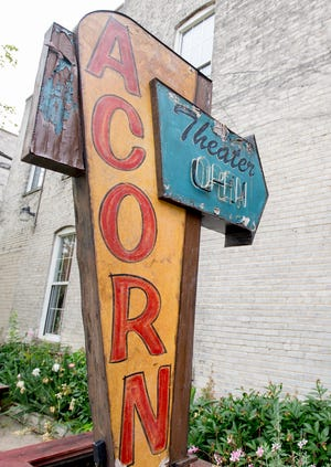 The Acorn is located in Three Oaks.