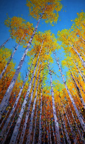 The Impressions of Nature: Roberto Ugalde exhibit at the Mabee-Gerrer Museum of Art continues through June 20.