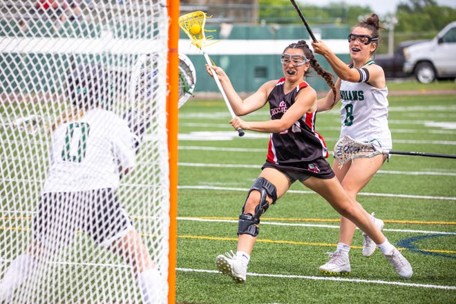 In a 13-game season, Madeline Wright racked up 78 goals for Old Rochester.
