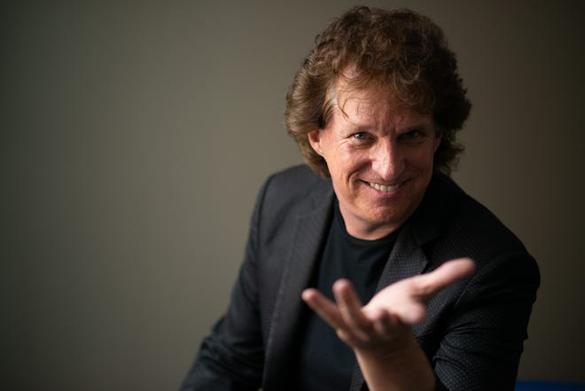 Greg Gleason, a Topeka West High School and Washburn University graduate, is bringing his magic show back to Kansas when he starts performing June 4 in Overland Park.