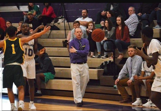 Gainesville High School JV boys basketball coach Mike Barnes has been promoted to varsity head coach.