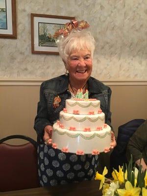 Mary Louise Jones will turn 95 on June 8.