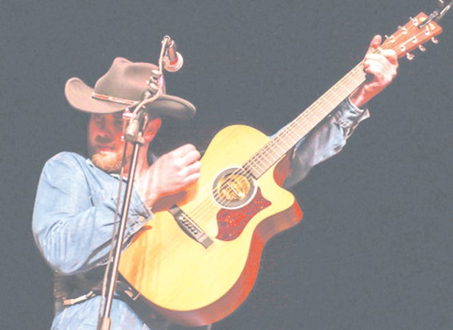 Cody Ikerd & the Sidewinders will perform June 11 at a free concert in Mitchell.