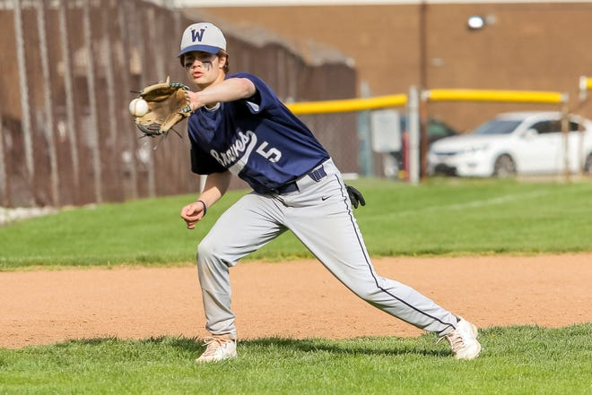 Junior Charlie Burleson hit .411 with 23 RBI, helping the Whetstone baseball team win the City League championship. Burleson also was named first-team all-league.