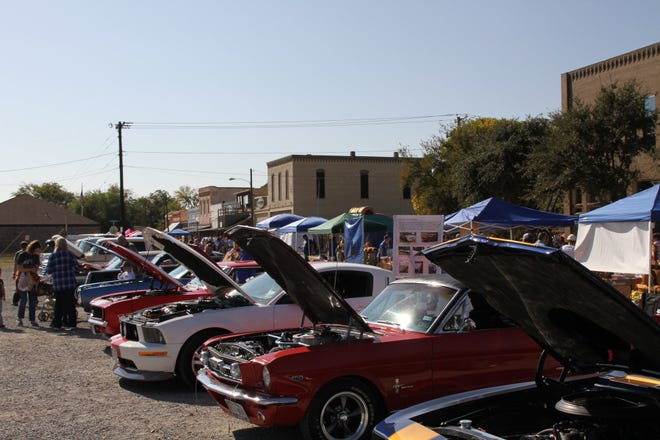 Fall der All is coming back to the Van Alstyne downtown square for the first time since 2019.