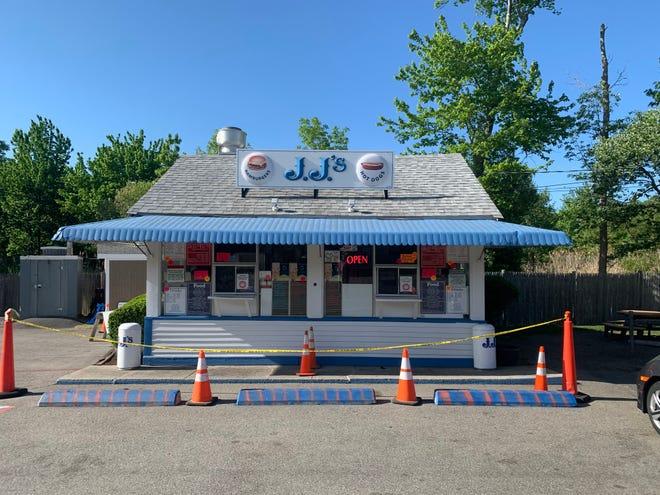 JJ's in Cohasset.