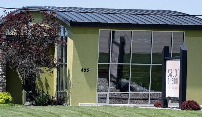 Salon di Amici is located at 485 S. Green Bay Road in Neenah.