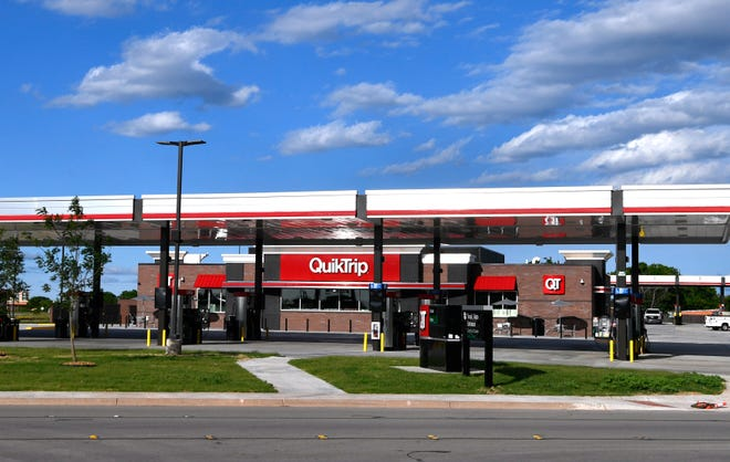 Quiktrip has been making a list of new location sites across Texas. A new QuikTrip store at Old Anson Road and Interstate 20 in Abilene appears similar to the sites in Sherman and the planned site for Denison.