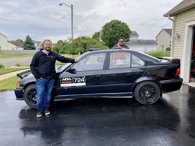 As the Southern Ohio Forest Rally prepares to kick off its fifth year in the Chillicothe and Portsmouth areas, Mike Cessna and Jamie Lambert are teaming up for the 2021 competition