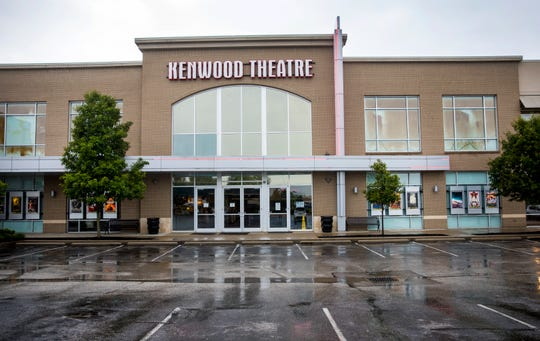 The Kenwood Theater across from the Kenwood Towne Center in Sycamore Township could close.