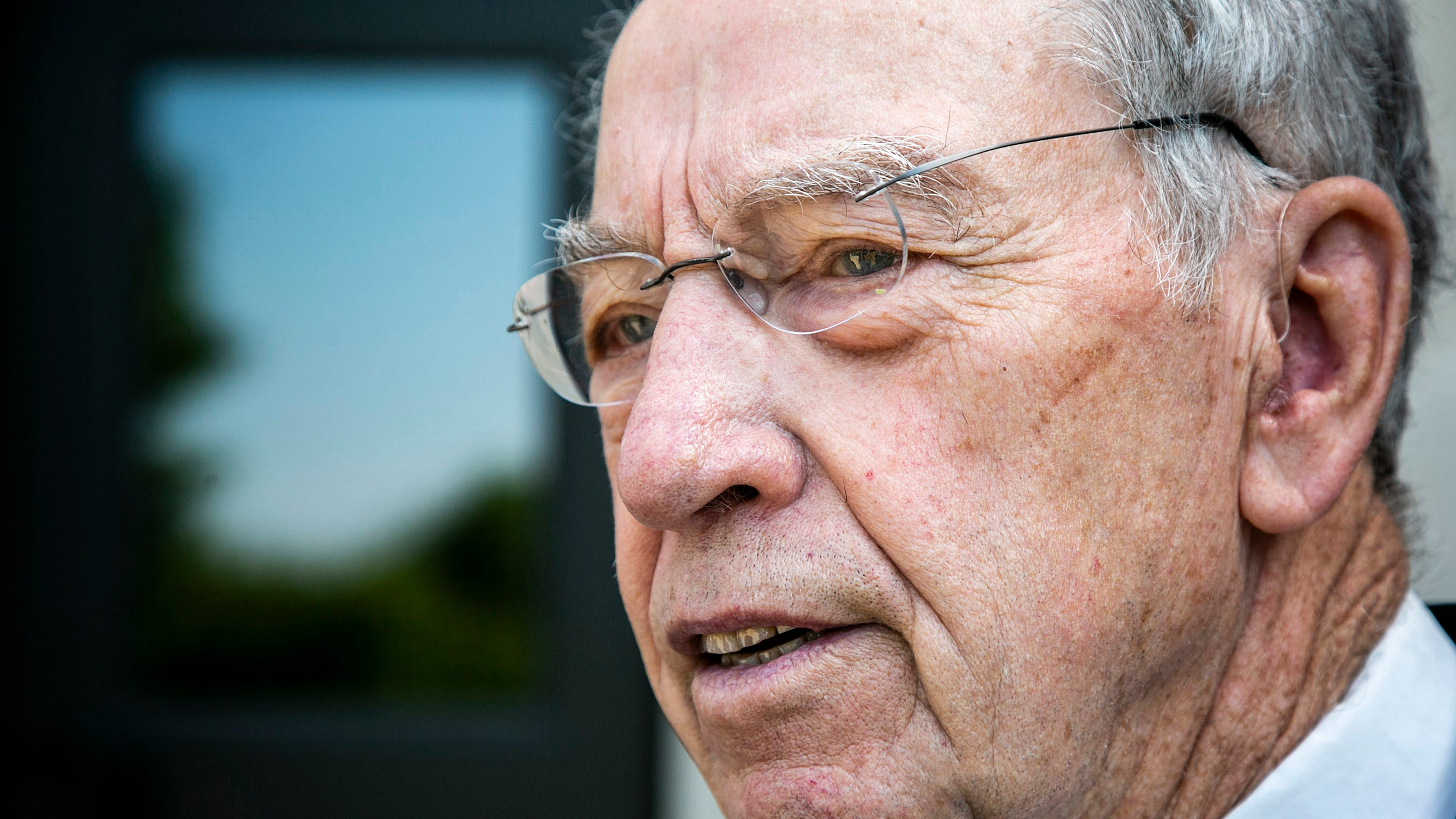 Is U.S. Sen. Chuck Grassley now 'vincible'? In new Iowa Poll, nearly two-thirds say it's time for someone new