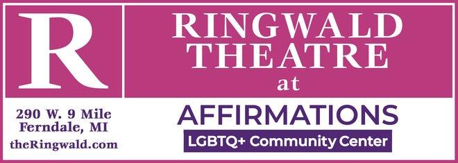 The Ringwald Theatre's new logo.