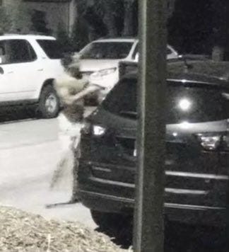 Video: Black man killed by police aimed gun at officer 2