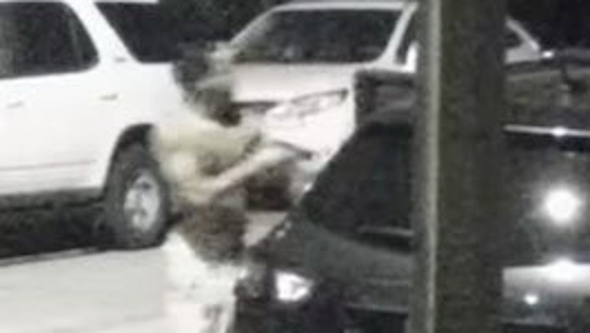 Video: Black man killed by police aimed gun at officer 3