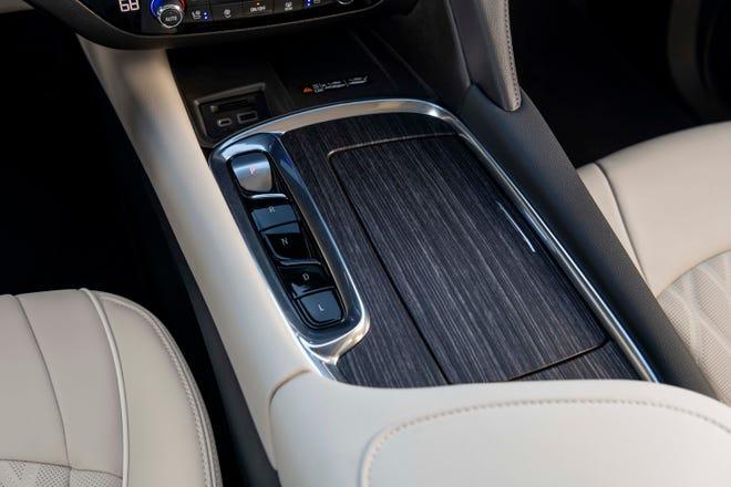 2022 Buick Enclave precision shifter