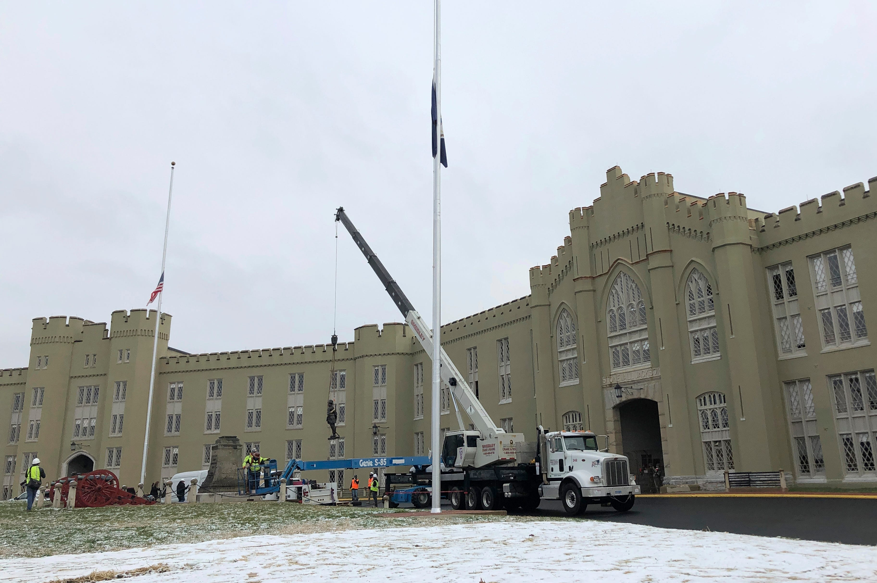 Report tells of sexual assault, racism at military institute 2