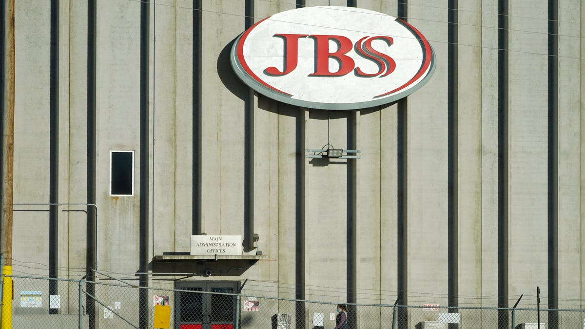 Meat company JBS confirms it paid $11M ransom in cyberattack 3