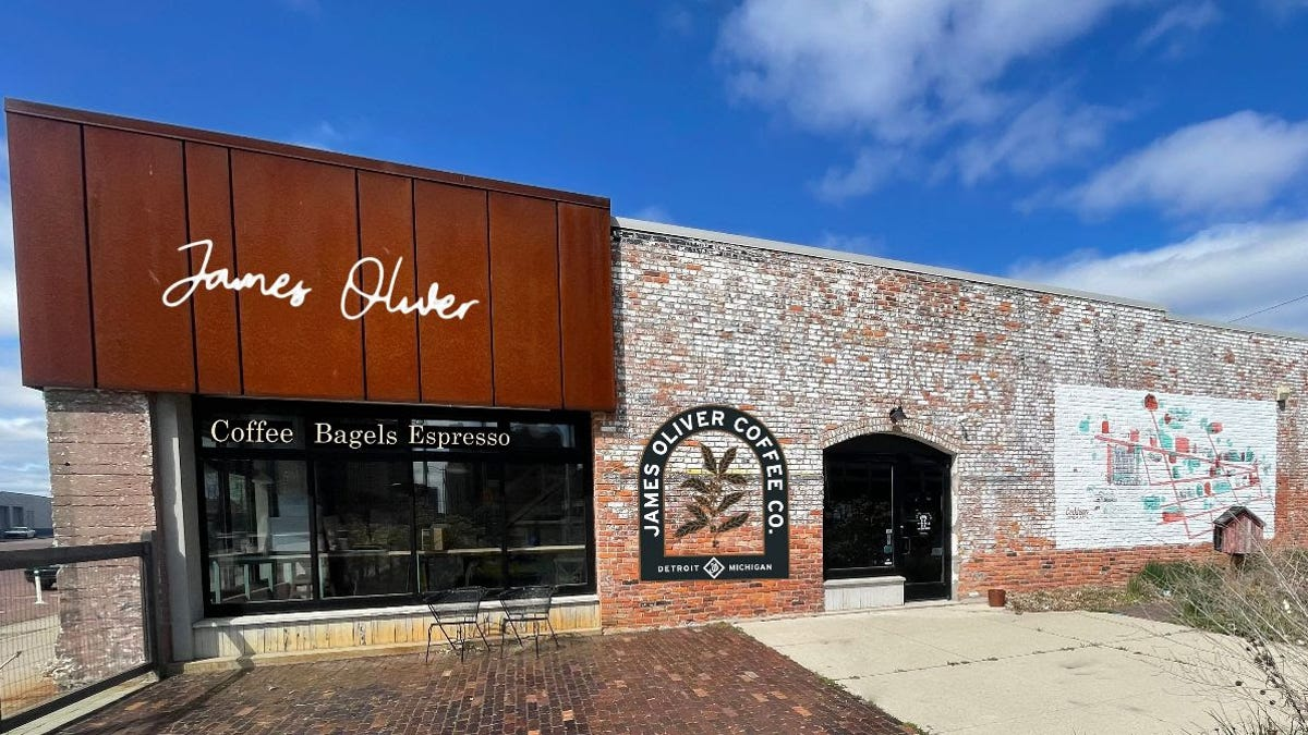 James Oliver Coffee Co. to take over former Detroit Institute of Bagels space in Corktown 1