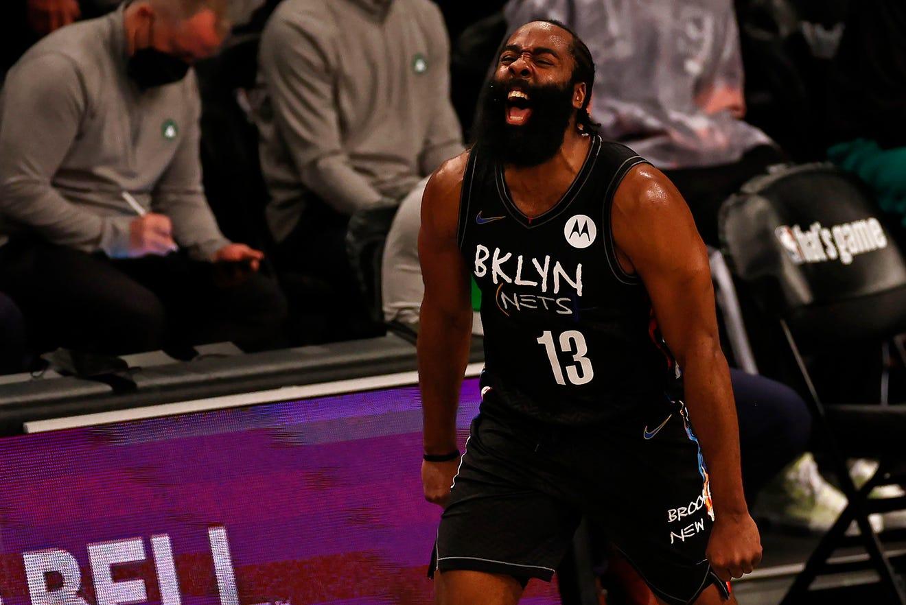 Brooklyn Nets eliminate Boston Celtics in 2021 NBA playoffs