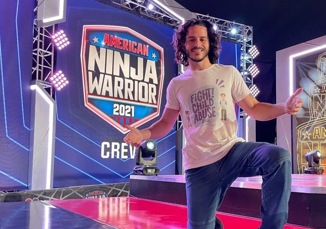 Flip Rodriguez of American Ninja Warrior fame has joined forces with the Barbara Sinatra Children's Center to help fight child abuse.