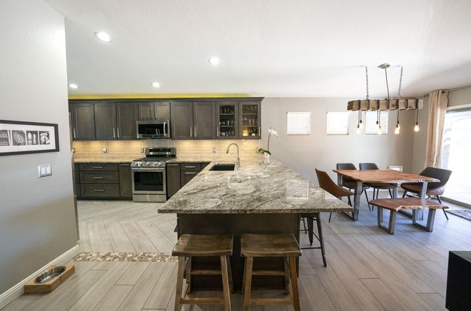 Timm Wright is selling his Gilbert home so he can buy a condo in central Phoenix.