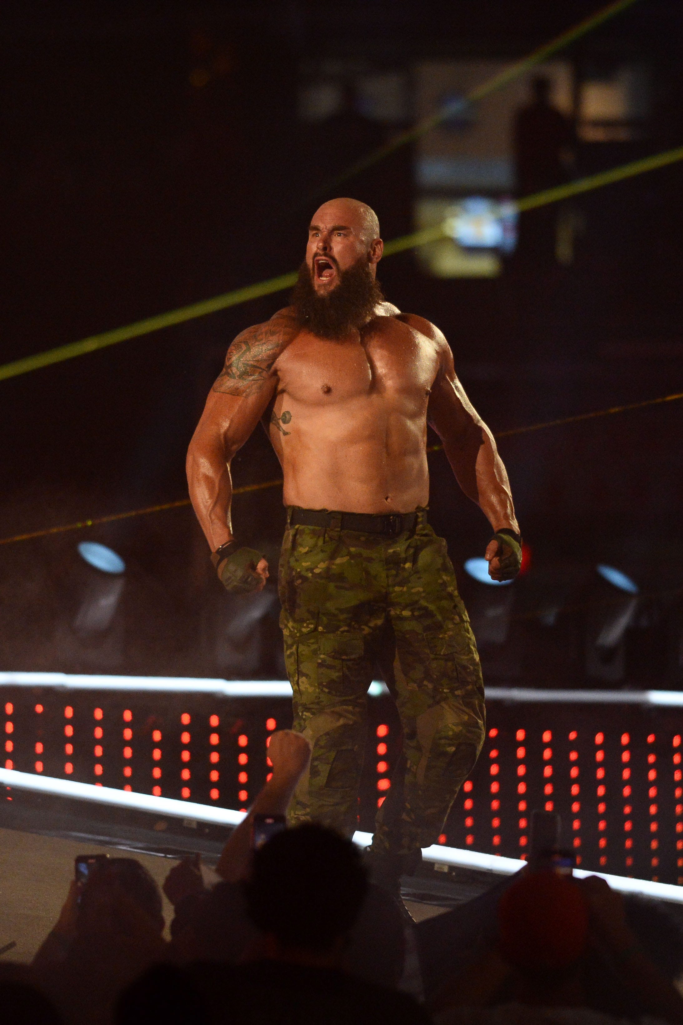 WWE announces another wave of releases, including Braun Strowman, Aleister Black and Lana
