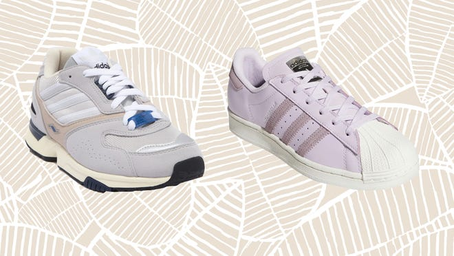 Adidas sneakers for the whole family are on sale at Nordstrom Rack right now.