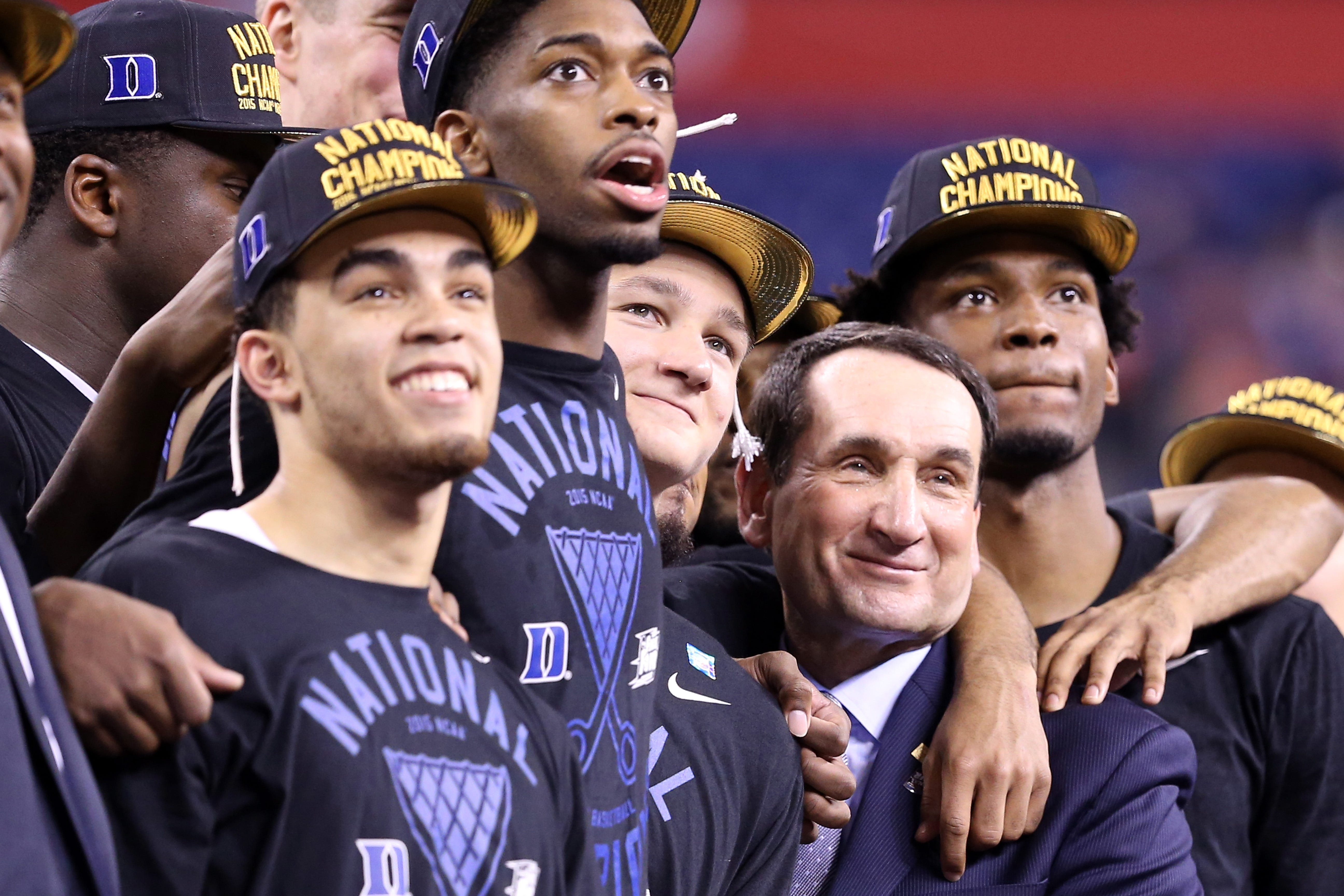 Opinion: Nobody did it better than Duke's Mike Krzyzewski and college basketball won't be the same without him