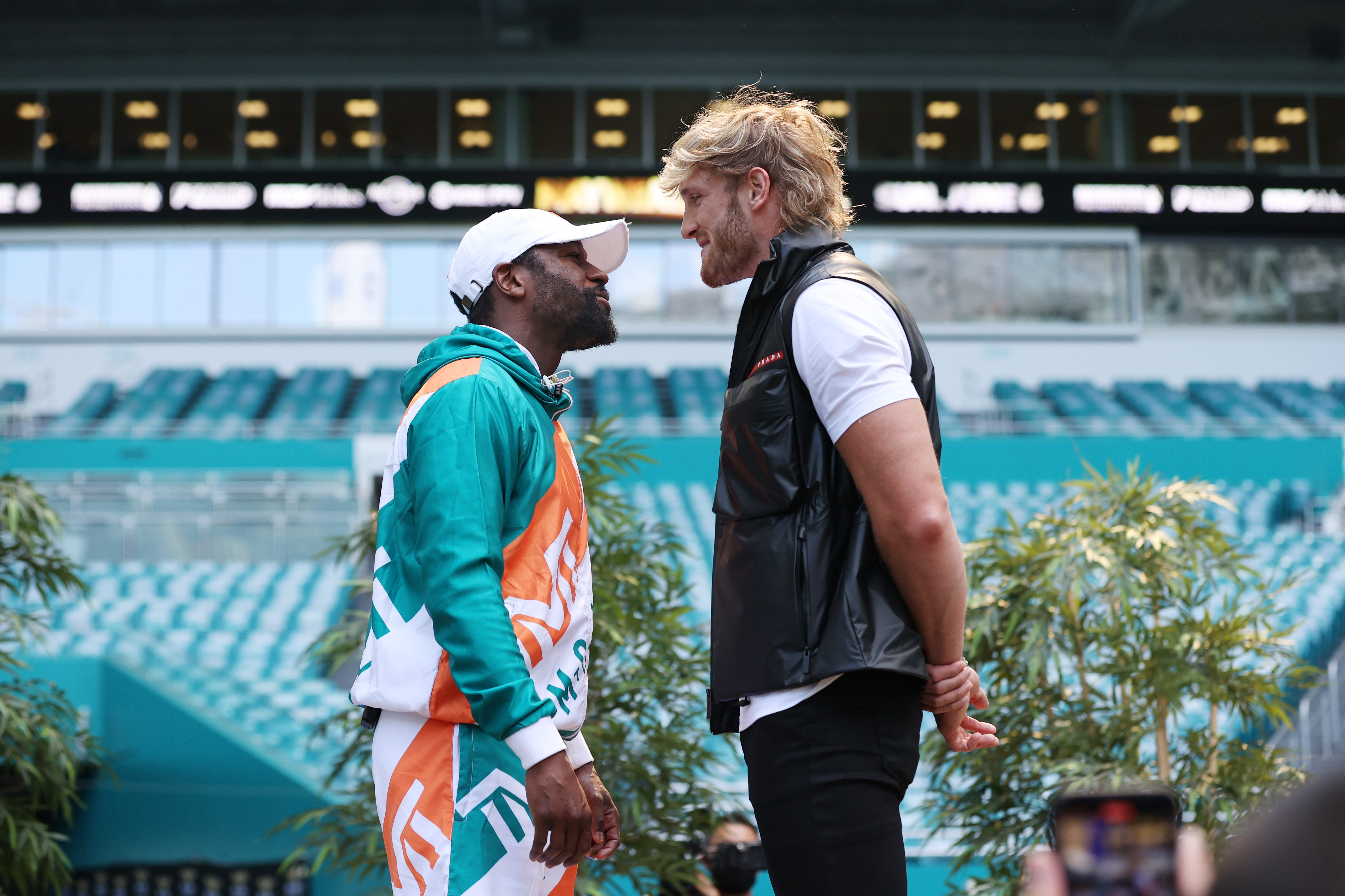 'I want it more:' Can Logan Paul actually beat Floyd Mayweather?