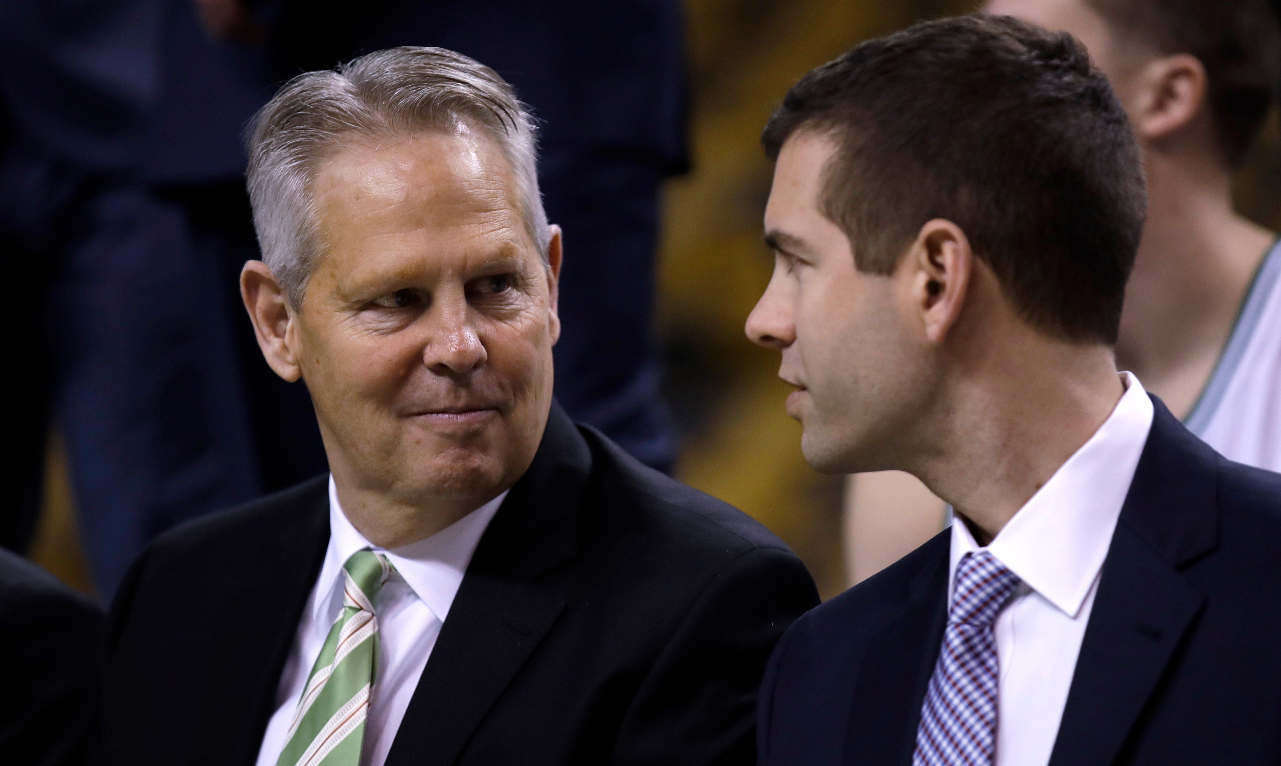 Danny Ainge out as Celtics president, Brad Stevens moves from coach to front office