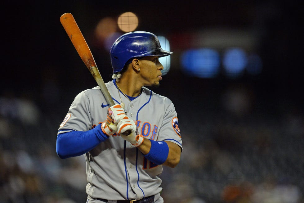 The Mets acquired Lindor in a trade with Cleveland in January.