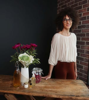 Randi Woods, owns Goods, an organic product line for natural wellness and beauty products.