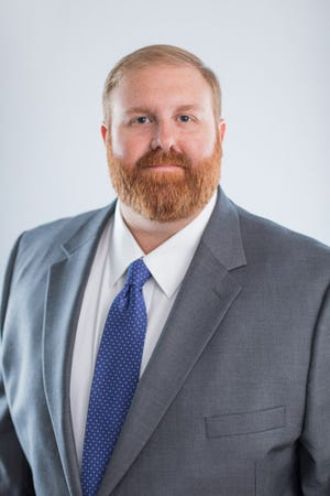 Kenneth Hughes has been promoted to Vice President of Commercial Lending at the Lake Charles branch of Merchants & Farmers Bank.