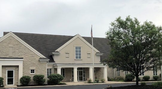 The Ohio Township Association has its offices in this building on Taylor Road in Jefferson Township.