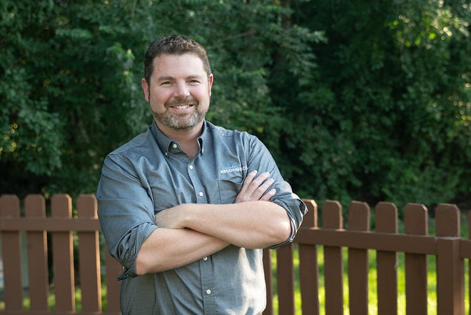 Nathan Schivley, owner of Columbus Wedding Videos