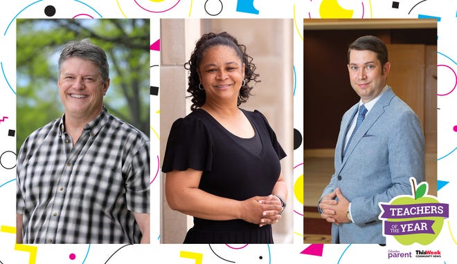 Our 2021 Teachers of the Year winners