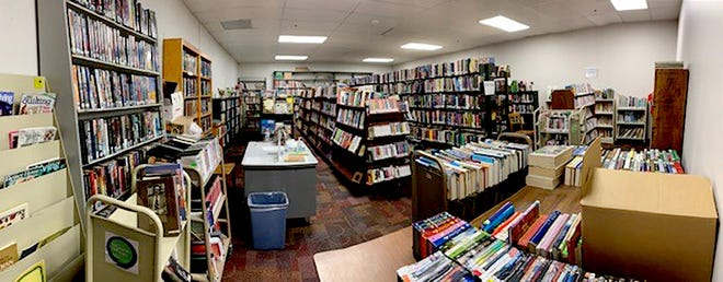 The Friends of the Dodge City Public Library book sale room is located downstairs in the Dodge City Public Library. Book sales are held on the first Saturday and third Thursday of every month.