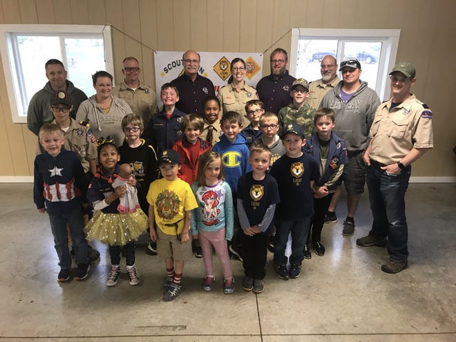 Please join Devils Lake Journal in thanking the Elks for their community outreach efforts.