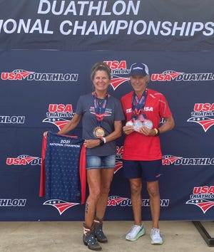 Rick and Suzanne Cordes both qualified for Team USA to compete in the World Competitions this September