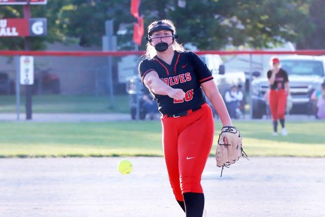 Winfield-Mount Union senior Madie Anderson is The Hawk Eye's Prep Athlete of the Week.