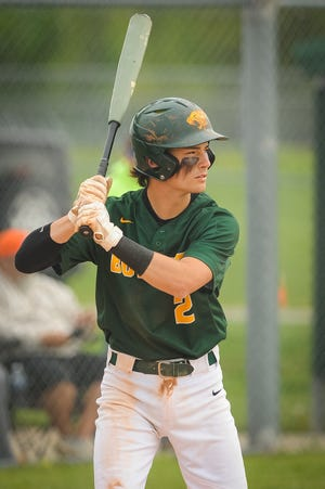 Basehor-Linwood junior outfielder Jackson Herbel was named Class 5A All-State honorable mention.