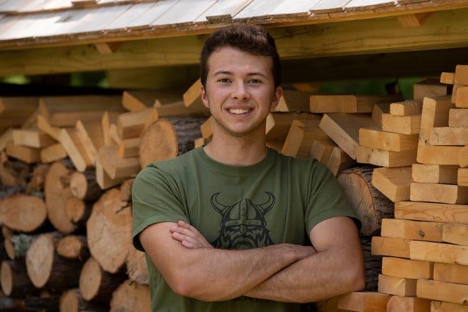 Alexander Sutherland, a Hudson resident, is a member of Assabet Valley Regional Technical High School's Class of 2021.