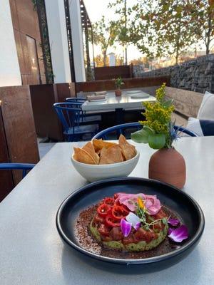 La cena all'aperto dovrebbe essere popolare nel 2021 intorno a 405 ristoranti in luoghi come Frieda Southwest.